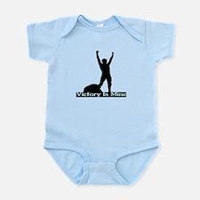 Victory Is Mine Infant Bodysuit