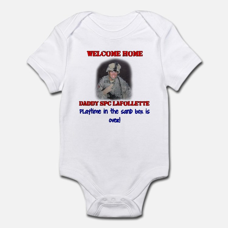 Welcome Home! Infant Bodysuit