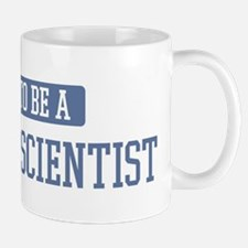 Proud to be a Political Scien Mug