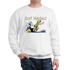 Surf Maniac Sweatshirt