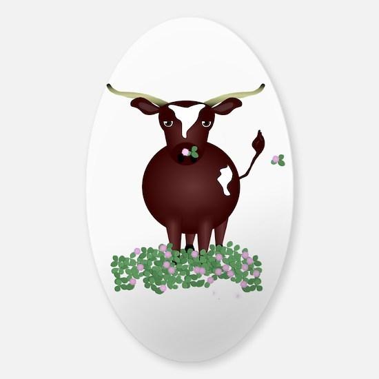 Ferdinand Sticker (Oval)