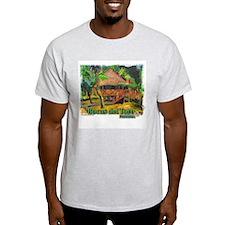 Bocas del Toro, Panama Ash Grey T-Shirt