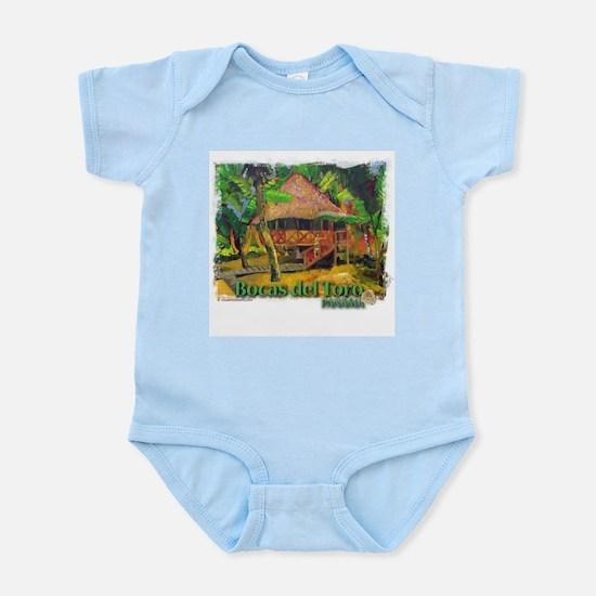 Bocas del Toro, Panama Infant Creeper