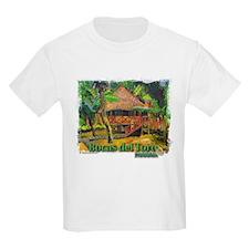 Bocas del Toro, Panama Kids T-Shirt