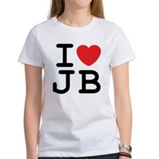 I Heart JB (A) Tee
