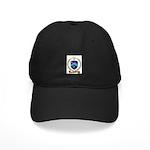MALETT Family Crest Black Cap