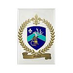 MALETT Family Crest Rectangle Magnet (10 pack)