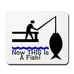 THIS Is A Fish Mousepad