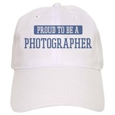 Proud to be a Photographer Baseball Cap