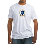 MALETTE Family Crest Fitted T-Shirt