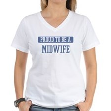 Proud to be a Midwife Shirt