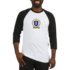 MAISONNAT Family Crest Baseball Jersey