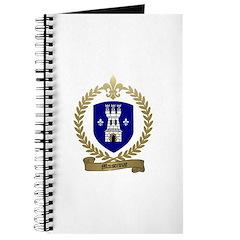 MAISONNAT Family Crest Journal