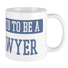 Proud to be a Lawyer Mug