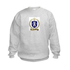 MAISONNAT Family Crest Sweatshirt