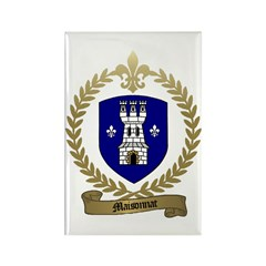 MAISONNAT Family Crest Rectangle Magnet (100 pack)