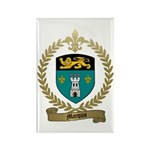 MARQUIS Family Crest Rectangle Magnet (10 pack)