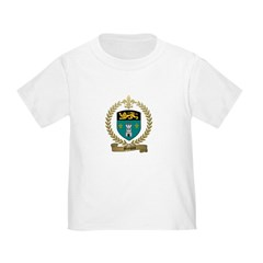 MARQUIS Family Crest T