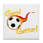 Goal Getter Tile Coaster