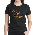 Goal Getter Women's Dark T-Shirt