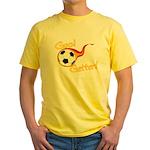 Goal Getter Yellow T-Shirt