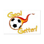Goal Getter Mini Poster Print