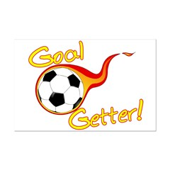 Goal Getter Posters