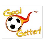 Goal Getter Small Poster