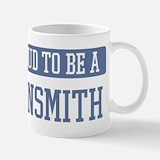 Proud to be a Gunsmith Mug