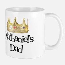Nathaniel's Dad Mug