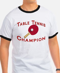 Table Tennis Champion T