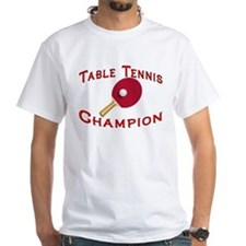 Table Tennis Champion Shirt