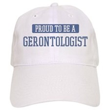 Proud to be a Gerontologist Baseball Cap
