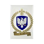 MARTEL Family Crest Rectangle Magnet