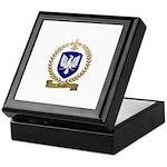 MARTEL Family Crest Keepsake Box