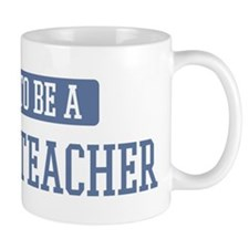 Proud to be a Geology Teacher Mug