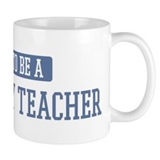 Proud to be a Geography Teach Mug