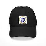MARTELLE Family Crest Black Cap