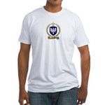 MARTELLE Family Crest Fitted T-Shirt