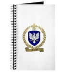 MARTELLE Family Crest Journal