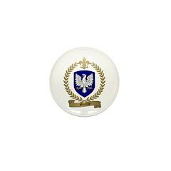 MARTELLE Family Crest Mini Button (100 pack)