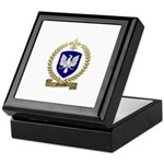 MARTELLE Family Crest Keepsake Box