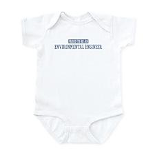 Proud to be a Environmental E Infant Bodysuit