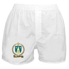 MASSE Family Crest Boxer Shorts