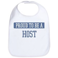 Proud to be a Host Bib