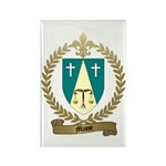 MASSE Family Crest Rectangle Magnet (100 pack)
