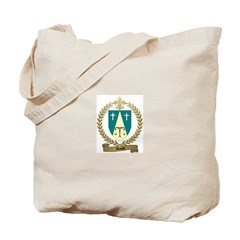 MASSE Family Crest Tote Bag