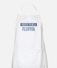 Proud to be a Fluffer BBQ Apron
