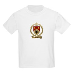 MASSON Family Crest Kids T-Shirt