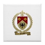MASSON Family Crest Tile Coaster